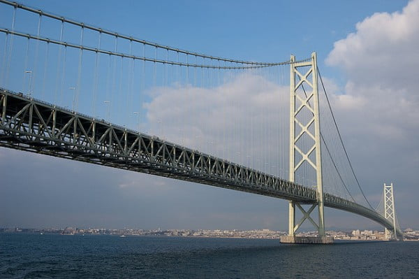 Akashi-Kaikyō Bridge