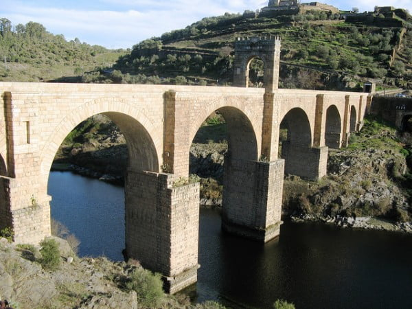 Alcántara Roman Bridge