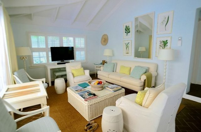 Creative beach style home decor