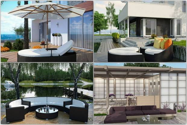 6 Amazing Backyard Deck Ideas