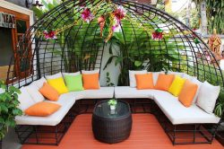 10 Outdoor Furniture Designs For Creating A Living Room In Your Backyard