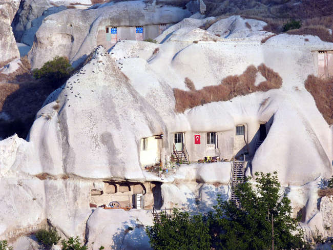Cave House Idea