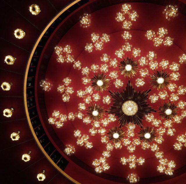 ceiling lighting art deco style