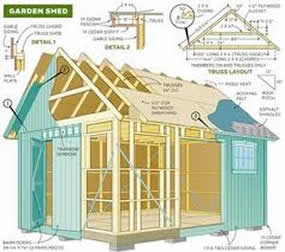 office shed plans. Office Shed Plans