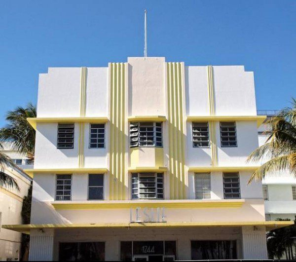 The Leslie Miami Art Deco hotels