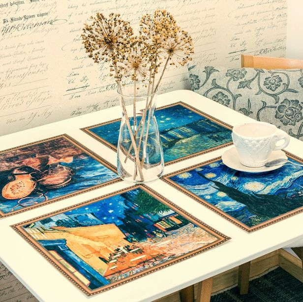 table decoration in your home
